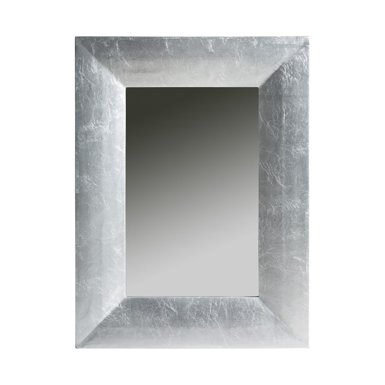 Espejo plata barroco lidia SILVER