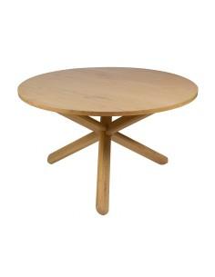 Mesa redonda madera -...