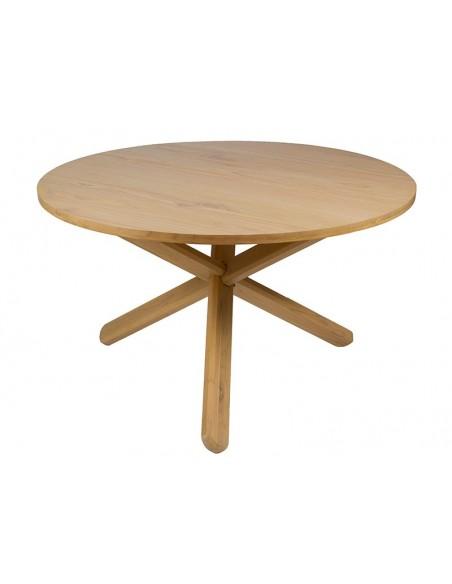 Mesa redonda madera - Ref.52507