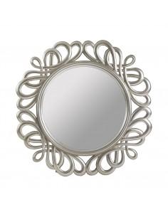 Espejo redondo con marco...