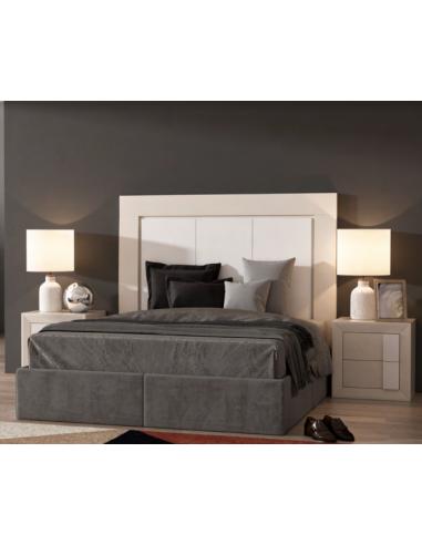 Dormitorio madera de roble...