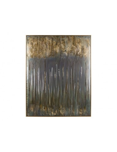 Cuadro abstracto de óleo...