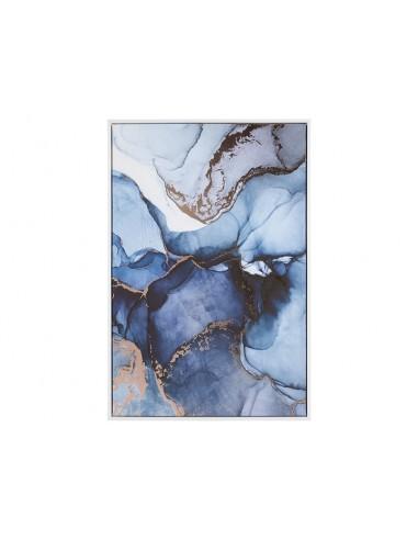 Cuadro óleo abstracto en...