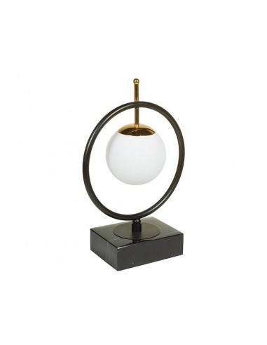 Lámpara de mesa de hierro...