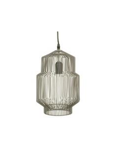 Lámpara de techo de hierro...