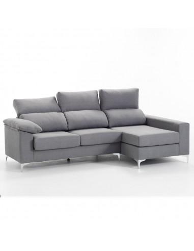 Sofá chaise longue con...