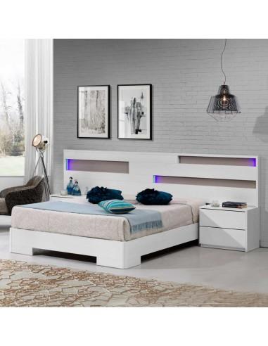 Dormitorio Luna con...