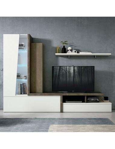 Mueble de salón modular de...