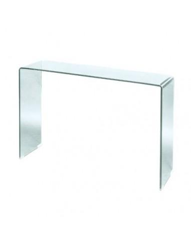 Consola de cristal Boston