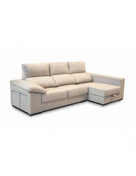 Sofá chaise longue Mon