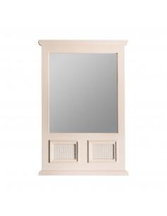 Espejo beige de diseño nórdico Varadero