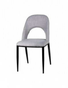 Silla ANIKA gris light