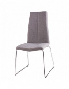 Silla AROA gris light