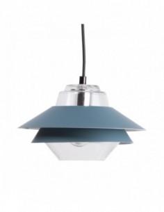 Lámpara techo POLA azul