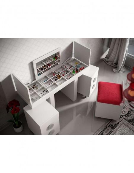 Mueble tocador de diseño Franco Furniture Bella T21