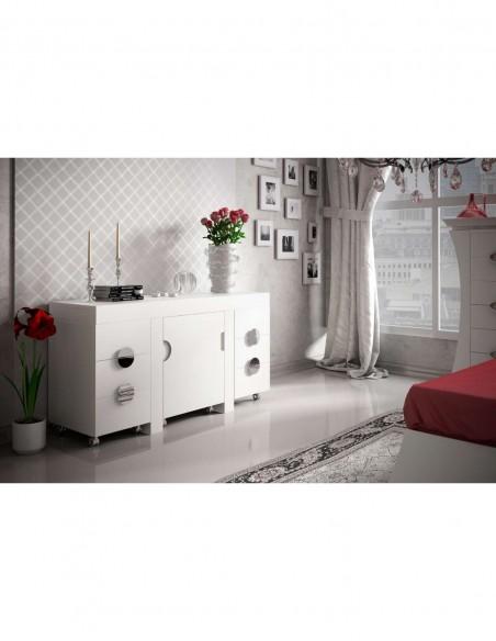 Mueble tocador de diseño Bella T21