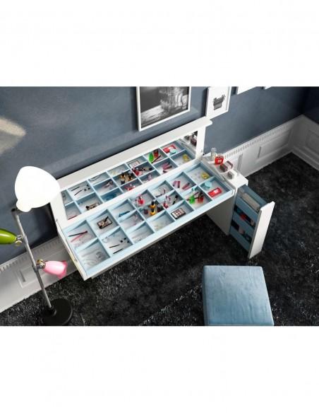 Mueble tocador moderno Bella T23