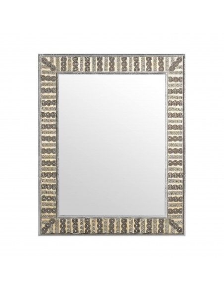 Conjunto de consola y espejo de pared DELHI