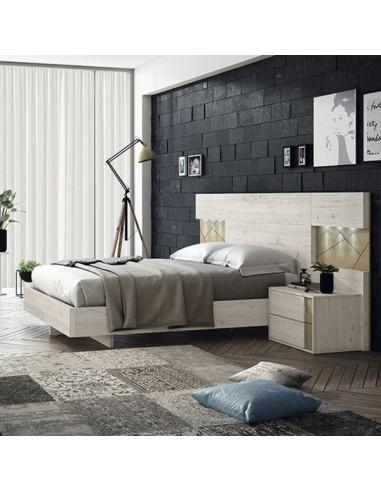 Conjunto dormitorio moderno...