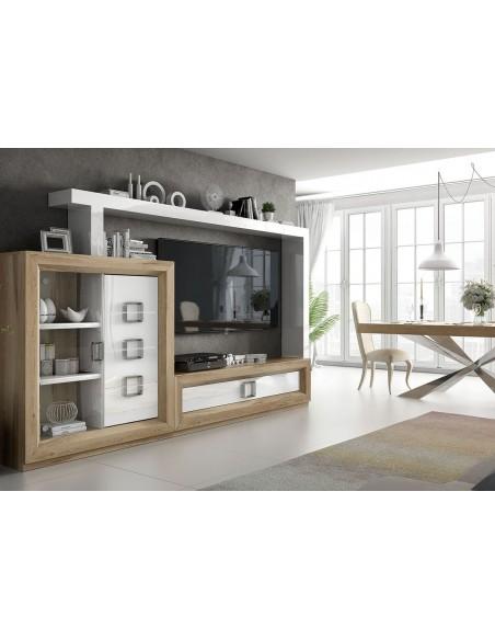 Franco Furniture Enzo EZ08 Salón de diseño moderno | Oso Perezoso