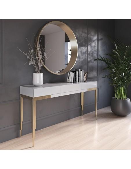 Recibidor consola PR43 y espejo STYLE Franco Furniture