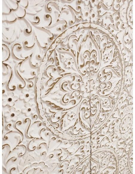 Armario blanco vintage ATLANTA