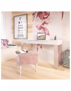Tocador de maquillaje NB08 de estilo moderno-contemporáneo Franco Furniture