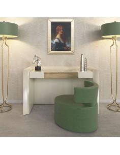 Tocador de maquillaje NB14 de estilo moderno Franco Furniture