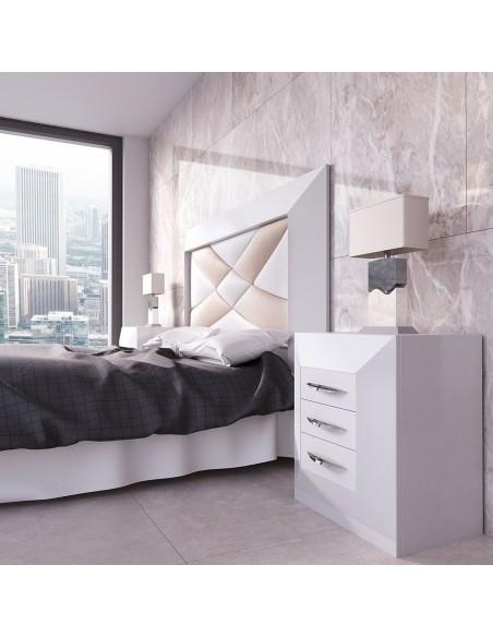 Dormitorio moderno PROMO D08 de Franco Furniture