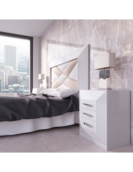 Dormitorio moderno PROMO D08 de Franco Furniture