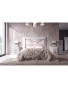 Dormitorio completo moderno PR65 PROMO de Franco Furniture