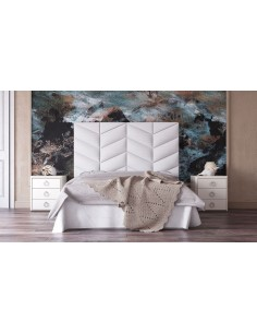 Dormitorio moderno PROMO D09 de Franco Furniture