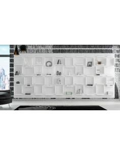 Estantería por módulos PR16 de estilo moderna de Franco Furniture