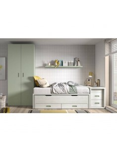Dormitorio Juvenil Nikho de Kazzano