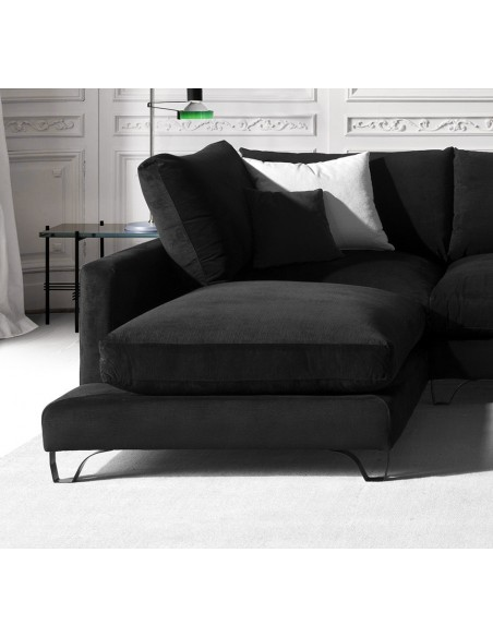 Sofá 0205 Times al suelo de diseño minimalista