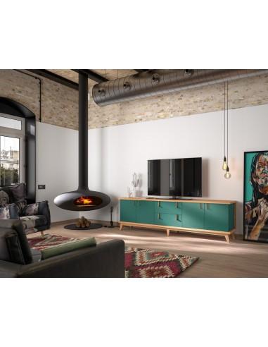 Mueble TV 10C de estilo...