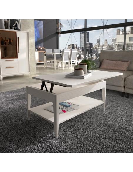 Mesa de centro ME036 de estilo nórdico de Divogue