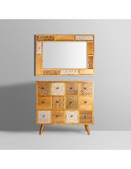 Mueble 12 Cajones Tunez