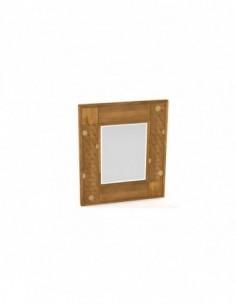 Espejo Hexagono