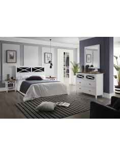 Dormitorio moderno Coleccion Sofia