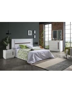 Dormitorio moderno Coleccion Estocolmo