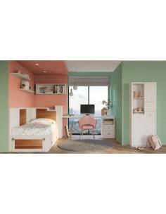 Dormitorio juvenil Cinco