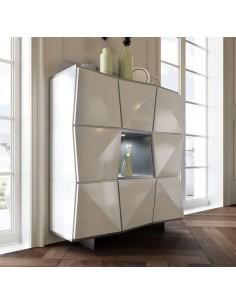 Aparador Vajillero MX01 Promo Franco Furniture