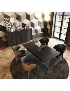 Mesa de comedor MX02 Promo Franco Furniture