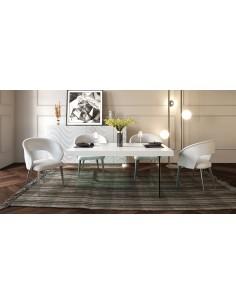 Mesa de comedor MX03 Promo Franco Furniture