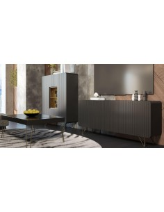Mueble TV MX04 Promo Franco Furniture