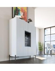 Aparador Vajillero MX05 Promo Franco Furniture