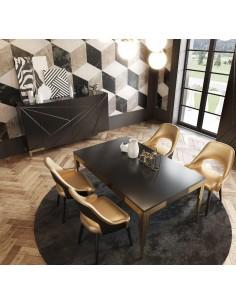 Mesa de comedor MX06 Promo Franco Furniture