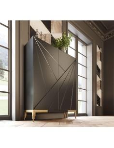 Aparador Vajillero MX06 Promo Franco Furniture