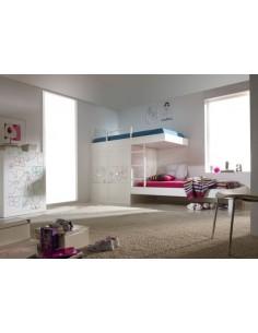 Dormitorio juvenil Laila